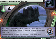 Research Advanced Races