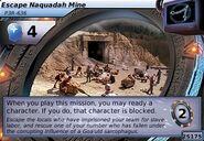 Escape Naquadah Mine