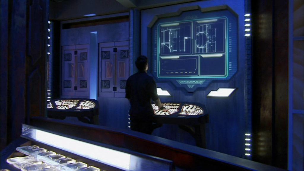 Aurora-class battleship auxilary control room.JPG