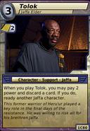 Tolok (Jaffa Elder)