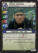Daniel Jackson (Trained Fighter)
