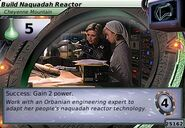 Build Naquadah Reactor