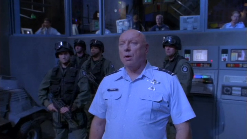 SG-5 Soldier 1 (Lost City, Part 1)