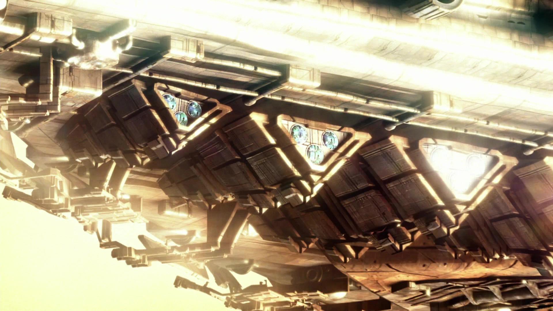 Ancient solar power collectors