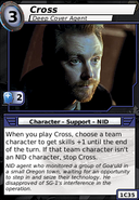 Cross (Deep Cover Agent)