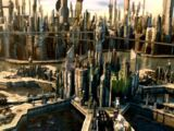 Asuran city-ship