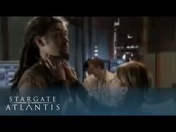 A Romance for Dr. Keller and Ronon Dex? Jewel Staite Weighs In... - Stargate Atlantis