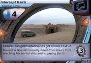 Intercept Osiris