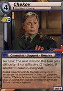 Chekov (Russian Envoy)