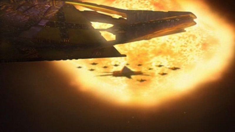 Battle of the Vorash system