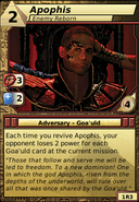 Apophis (Enemy Reborn)