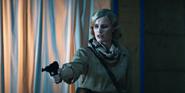 Eva Reinhardt and the gun