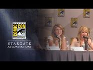 Amanda Tapping & Stargate Atlantis Cast at ComicCon! - Stargate at Conventions