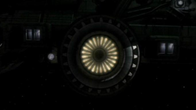 Sublight engine