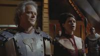 Chronus and Nirrti in Stargate Continuum
