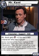Mr Kent (Leader of the Trust)