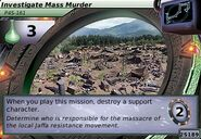 Investigate Mass Murder