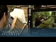 David Hewlett Shows You How To Fight The Genii - Stargate Atlantis