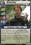 Balinsky (Insightful Archaeologist)