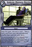 Galaran Memory Device