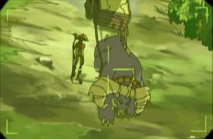 Six-legged water buffalo