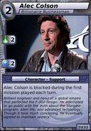 Alec Colson (Billionaire Businessman)
