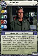 Jack O'Neill (Team Leader)