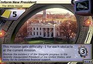 Inform New President