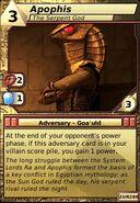 Apophis (The Serpent God)