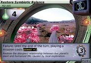 Restore Symbiotic Balance