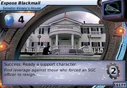 Expose Blackmail