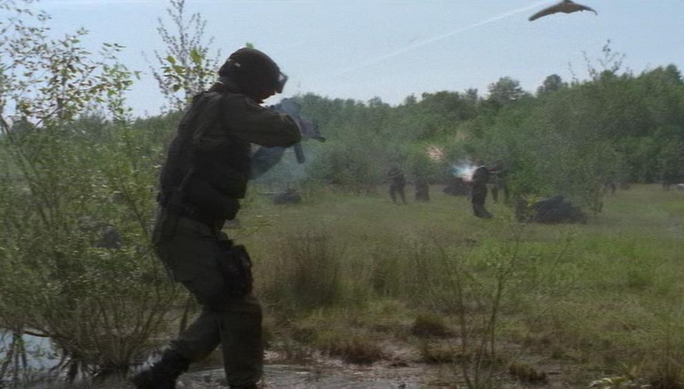 Battle of P3X-666