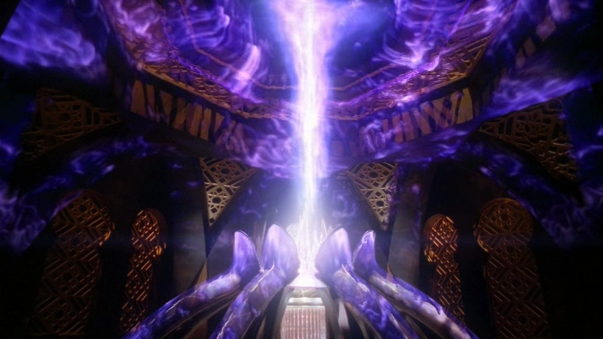 Light Matrix Hologram