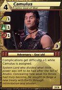 Camulus (Celtic God of War)