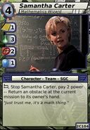 Samantha Carter (Mathematics Wizard)