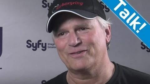 """Stargate SG-1"" Interview - Richard Dean Anderson über den Erfolg der Serie - Syfy"