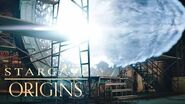 STARGATE ORIGINS TRAILER Stargate Origins
