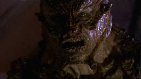 James Earl Jones' voice in Stargate SG-1 (1 3)