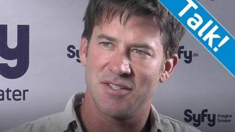 """""""Stargate Atlantis"""" Interview - Joe Flannigan über den weltweiten Erfolg der Serie - Syfy"""