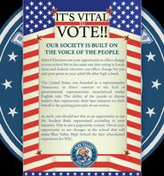 104 BVHS Voting Poster