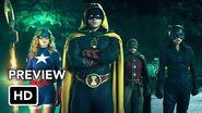 "DC's Stargirl (The CW) ""JSA"" Featurette HD - Brec Bassinger Superhero series"