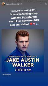 Jake Austin Walker IG Takeover 00