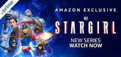 Stargirl as Amazon Exclusive in the UK