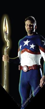 Starman Promotional Banner