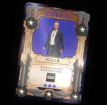 Icicle Stargirl Trading Card