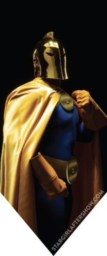 Doctor Fate Promotional Banner
