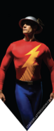 The Flash Promotional Banner
