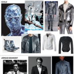 Icicle-Jordan Clothes Board