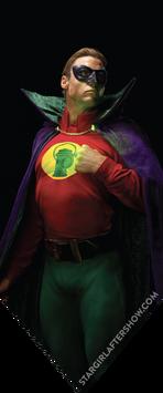 Green Lantern Promotional Banner