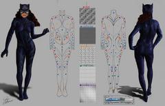 Wildcat Supersuit Concept-Art